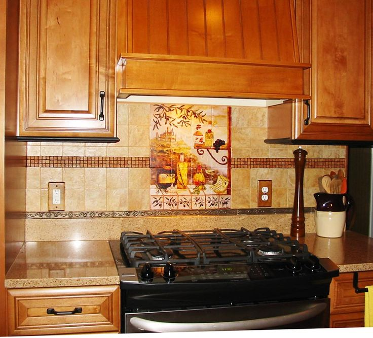 pic of kitchen backsplash 1000 ideas about tuscan kitchen decor on 4169