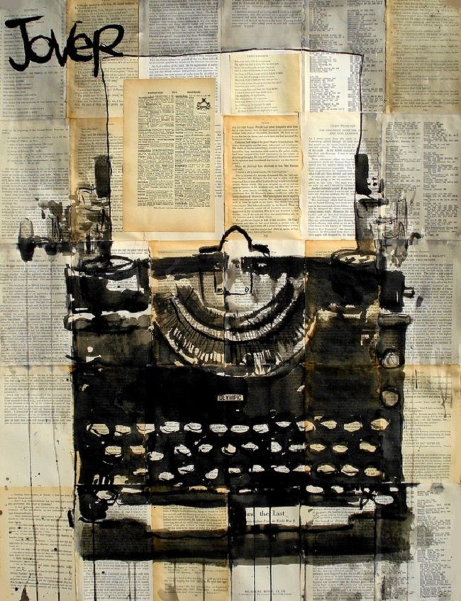 Typewriter art   Graphic Design & Illustration   Pinterest
