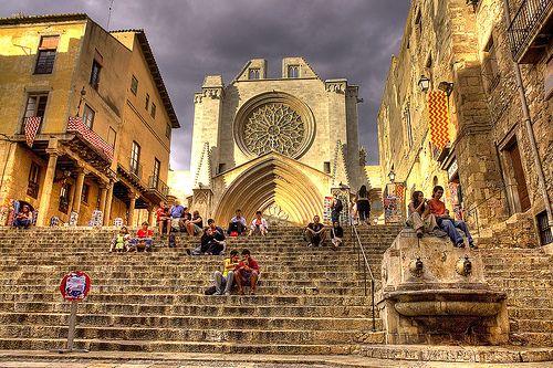 Visita la Catedral de Tarragona