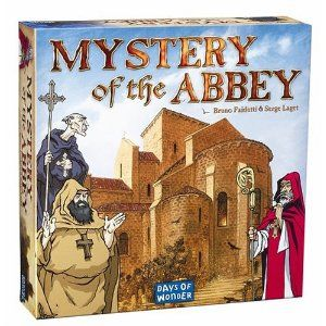 $59.00 Days of Wonder DOW 7001 Mystery of the Abbey: Amazon.ca: Toys & Games
