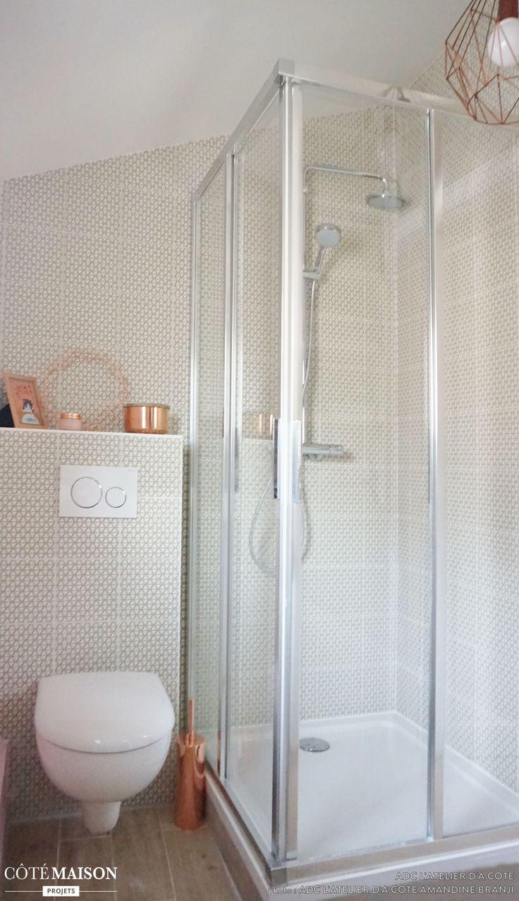 Les 25 meilleures id es concernant petites salles d 39 eau for Creer sa salle de bain