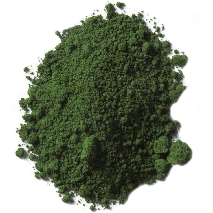 The Earth Pigments Company, LLC - Viridian, $8.20 (http://www.earthpigments.com/viridian-pigment/)
