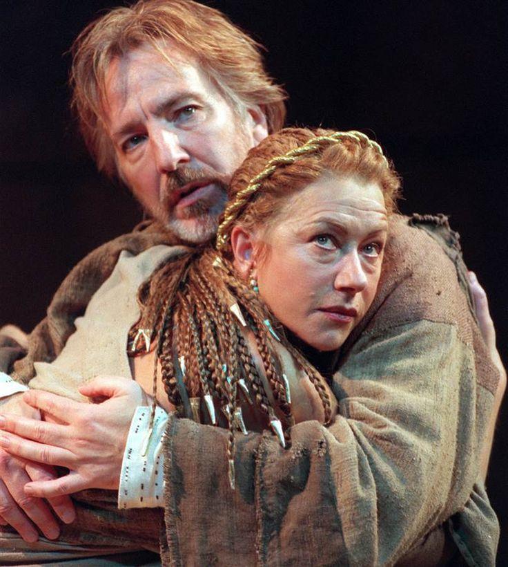 Alan Rickman: A Life on Stage and Screen - NBC News