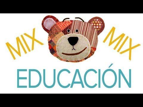 Mix de educación para niños - Vocabulario y sonidos de animales - YouTube