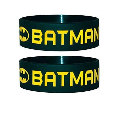 Batman Classic Text Symbol Logo Official New Black Silicone Wristband This DC Comics Batman Wristband is just one of hundreds of officially licensed merchandise you can buy securely online at paradisoclothing. Buy from us in confidence as a (Barcode EAN = 5055949842179) http://www.comparestoreprices.co.uk/december-2016-3/batman-classic-text-symbol-logo-official-new-black-silicone-wristband.asp