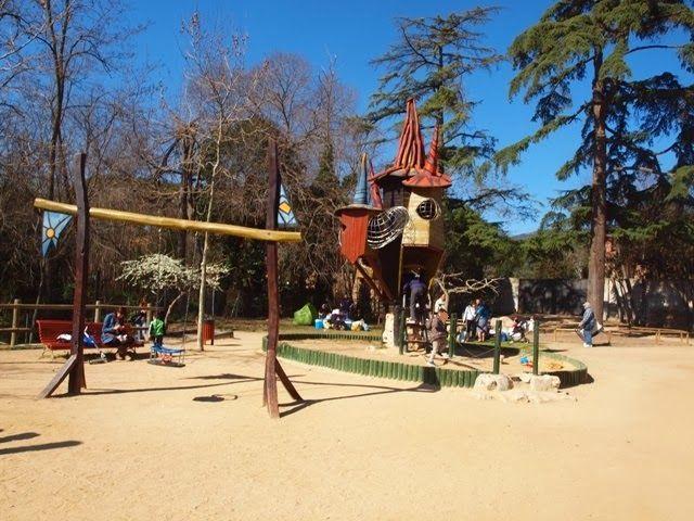 Parc de Can Rius Caldes de Montbui