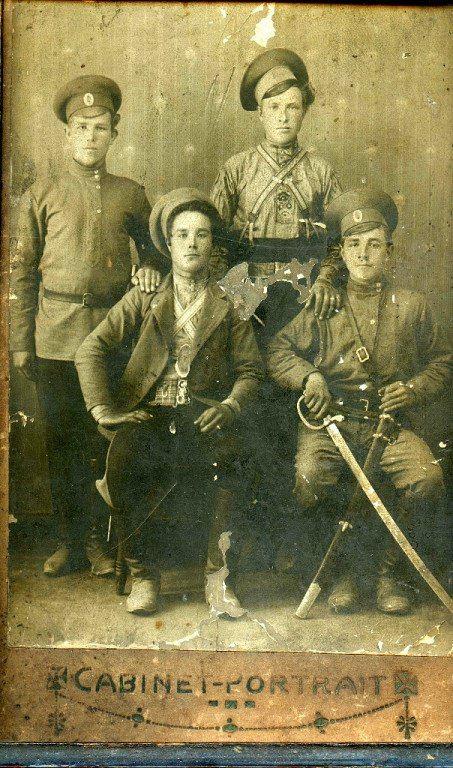 казаки Оренбургского казачьего войска