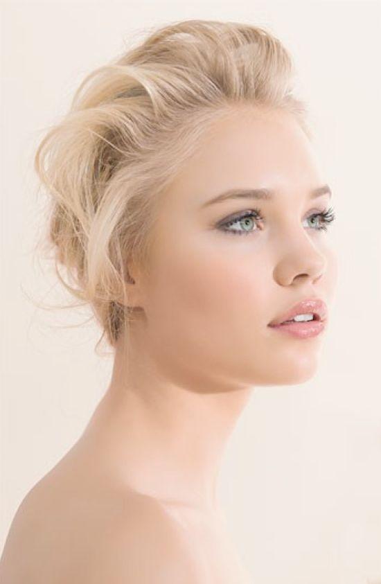 Pinterest Queenofeft 176 ₊‧ Fair Skin Blond Hair Blue
