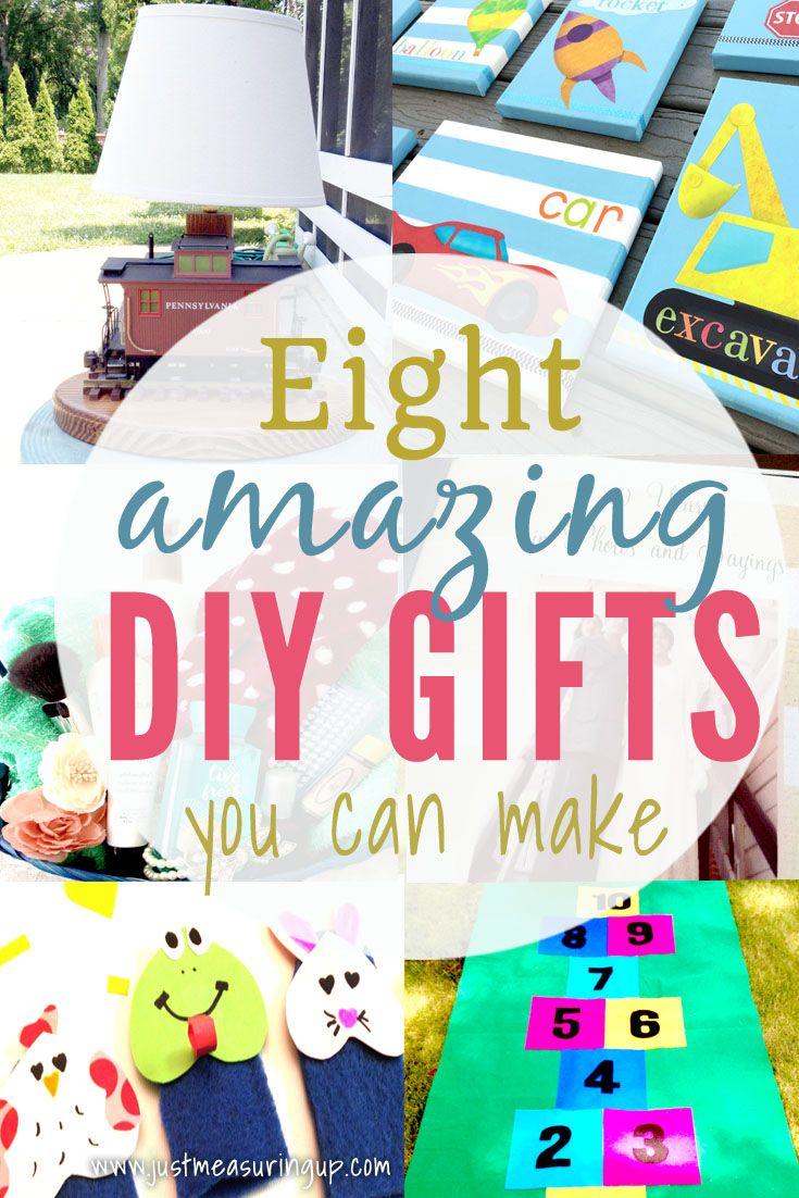 Creative DIY Christmas Gifts for Anyone