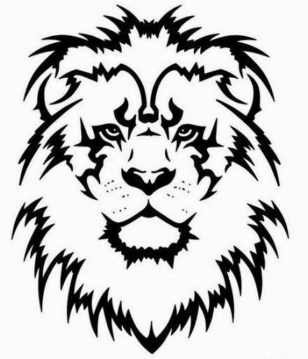 обложка со знаком льва