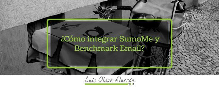 Cómo integrar SumoMe y Benchmark Email? - luisolavea.xyz