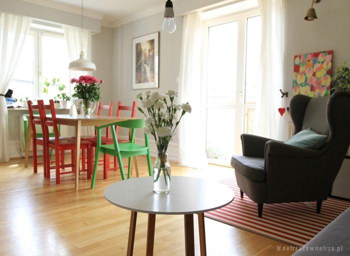 Wnętrza Zewnętrza: Nasze mieszkanie