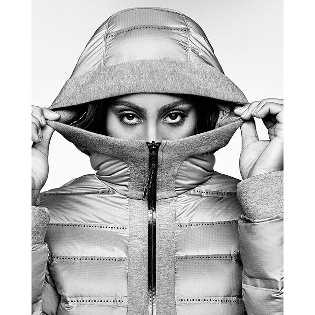 The women's Tech Fleece Aeroloft Parka arrives at nike.com/sportswear and select retailers November 5. Click the link in our bio to get it now in the Nike Tech Book. #techpack
