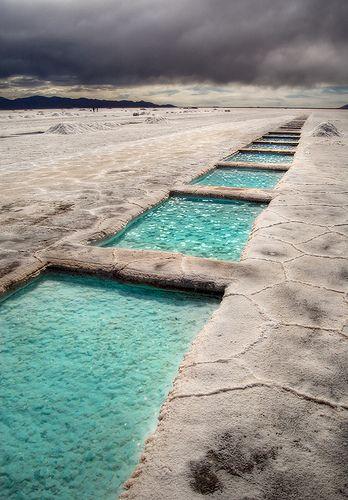 Salinas Grandes, Argentina.