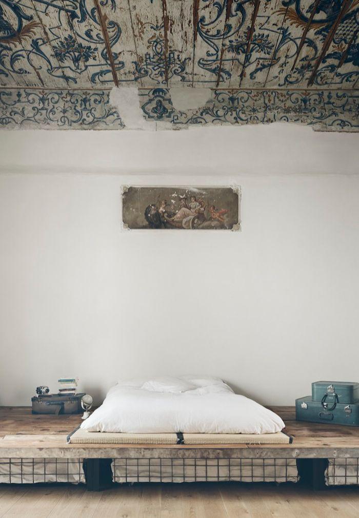ATELIER RUE VERTE , le blog: Sicile / Un appartement dans un ancien palais /