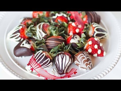 How To Make Chocolate-Covered Strawberries - PositiveMed