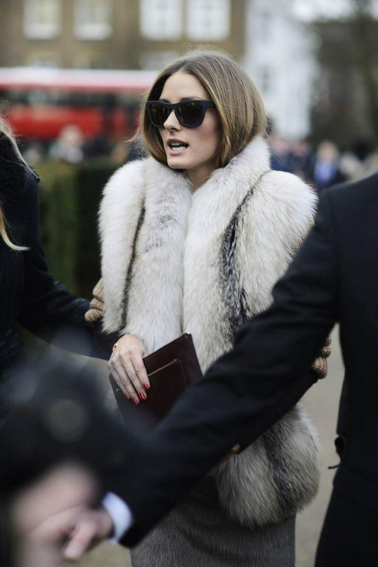 Moda en la calle en la Semana de la Moda de Londres febrero 2014 © Alberto Bringas