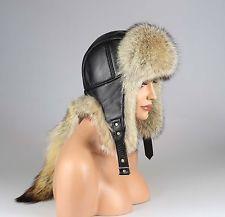 Señores coyote gorra real gorro fell gorro gorra aviador invierno gorro gorro de esquí: 179,95 EUREnd Date: 27-sep 10:14Buy It Now for…