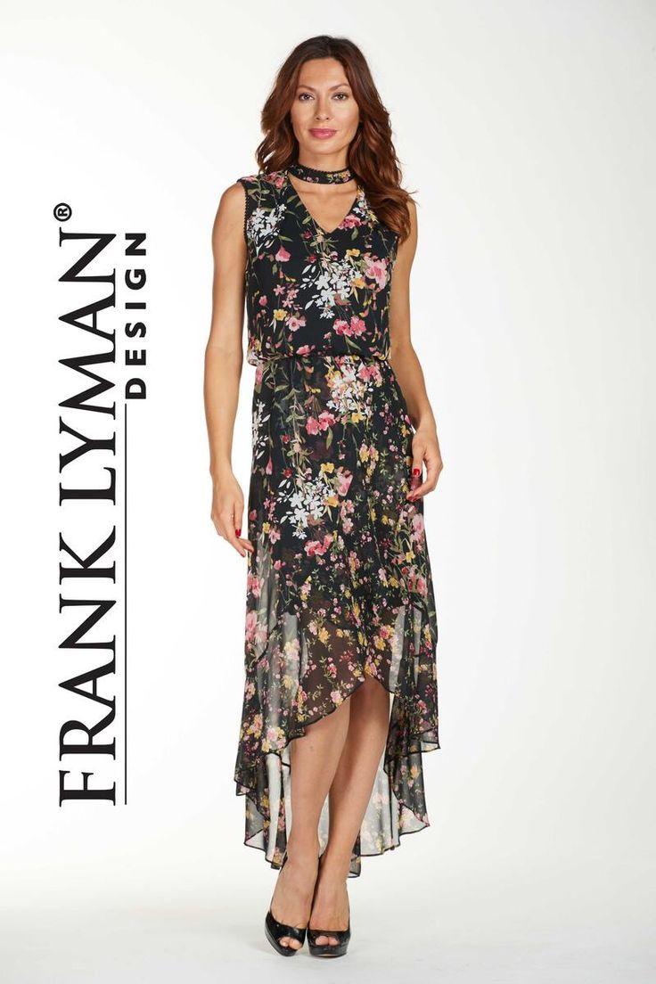 Gorgeous Hi-Low Style Dress   www.sofias-boutique.com