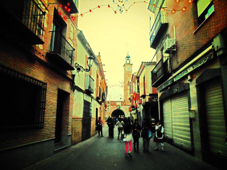 Calle del Arco.