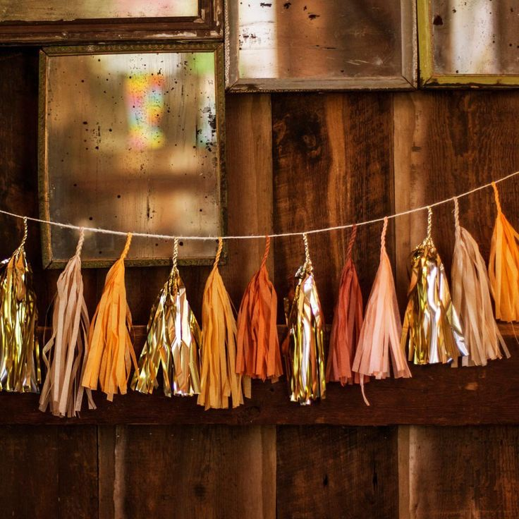 Exclusive Garland String by Studio Mucci on PRESERVE  #party #decor