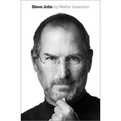 Steve Jobs by Walter Issacson   http://mirlyn-classic.lib.umich.edu:80/F/?func=direct&doc_number=000149655&local_base=U-MIU30