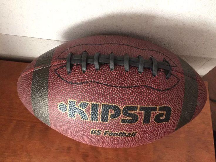 bola de futebol americano kipsta