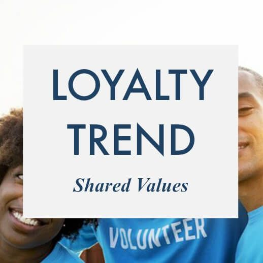 2019 Loyalty Trend: Shared Values Matter | Customer Loyalty