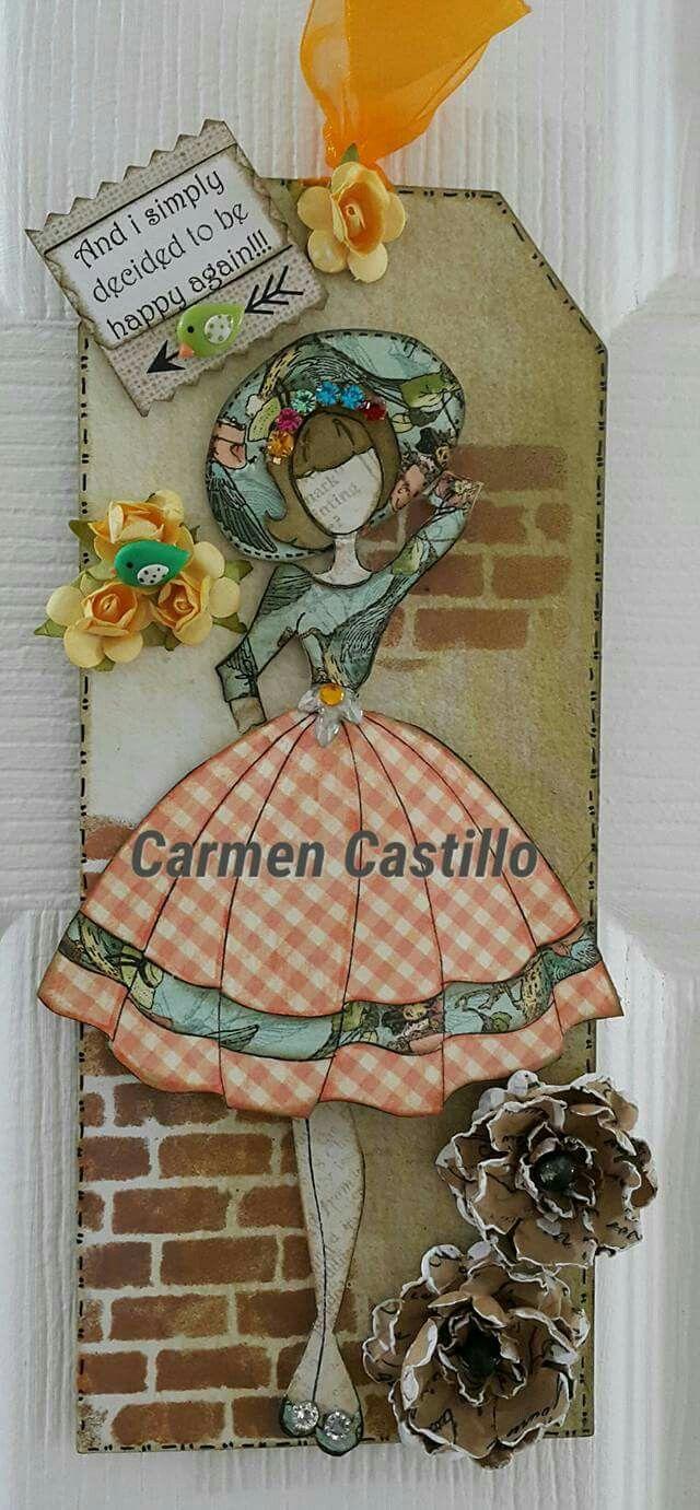 Made by Carmen Castillo.