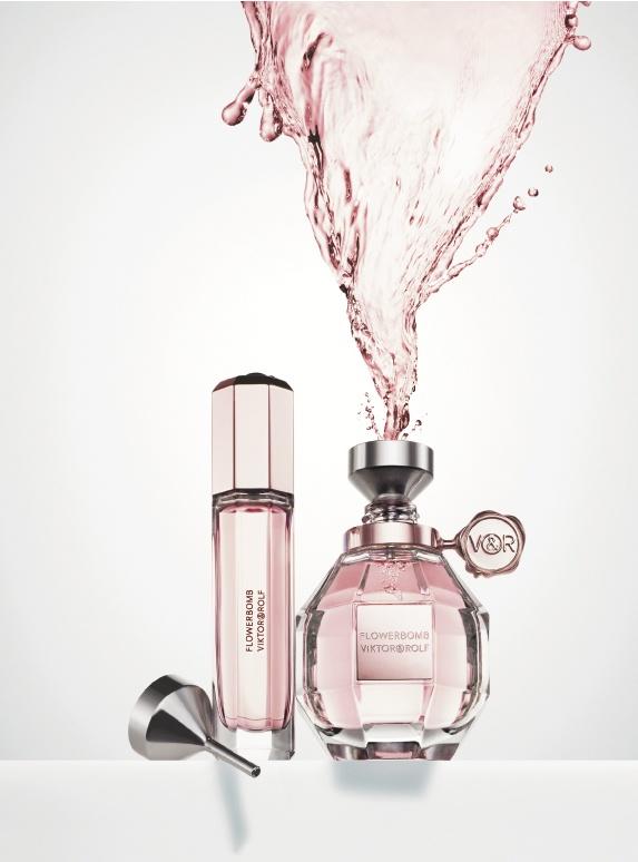 Viktor & Rolf 'Flowerbomb La Vie en Rose' Eau de Toilette (Limited Edition) #Nordstrom #AugustCatalog