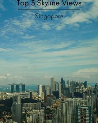 Ion Orchard, Singapore Day 18: My top 3 recommendations for a great view over…