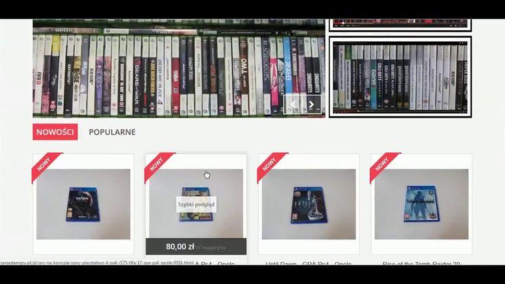 Gry Opole - Konsole PlayStation Xbox SprzedamGry.pl http://sprzedamgry.pl/pl/