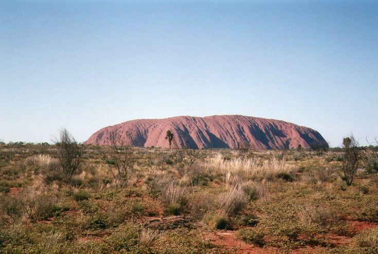 U is for Uluru: 11 Photos; 9 Bloggers; One Awesome Rock!