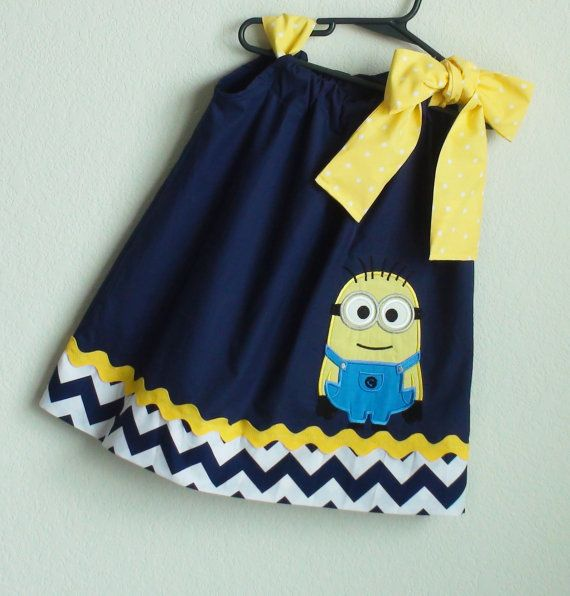 Hey, I found this really awesome Etsy listing at http://www.etsy.com/listing/159090955/despicable-me-minion-dress-birthday-gift