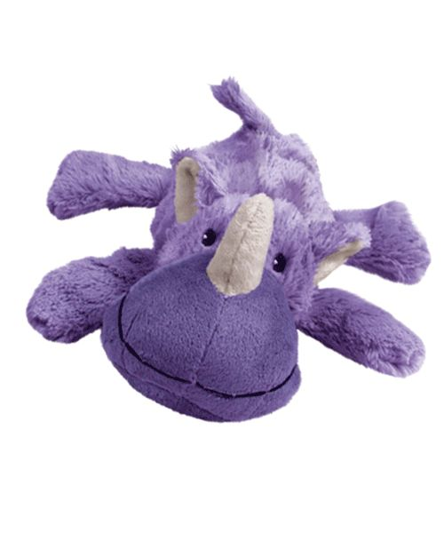 KONG COZIE - ROZIE RHINO - Available from www.nuzzle.co.za
