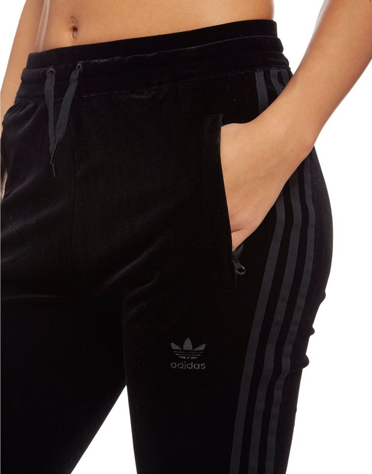 adidas Originals pantalón de chándal Velvet Vibes SST
