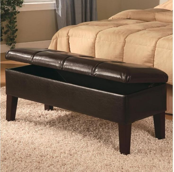 22 exciting and cheap bedroom storage bench seat ideas in