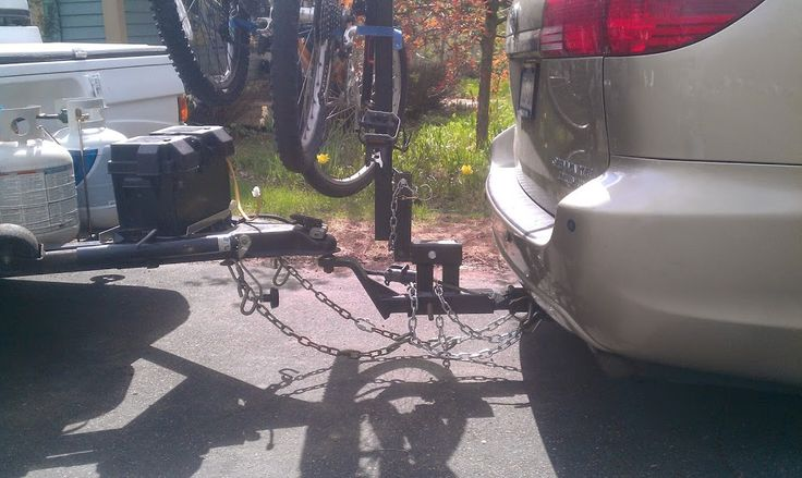 Anyone use a dual hitch extension for a hitch mounted bike rack?