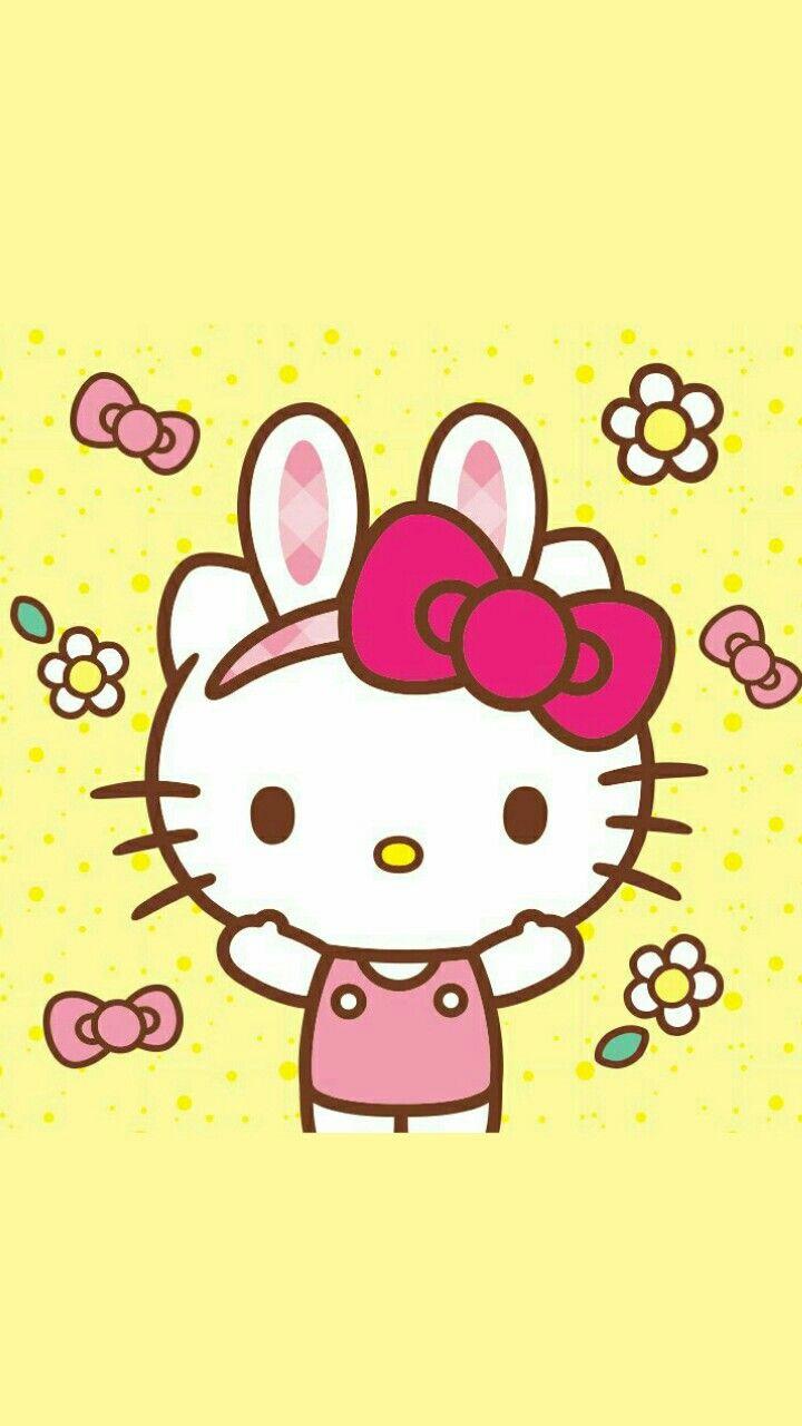 Hello Kitty Wallpaper Hello Kitty Cute Pinterest Hello Kitty