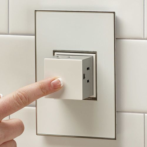 29 best hiding electric outlet kitchen counter images on for Kitchen cabinets outlet