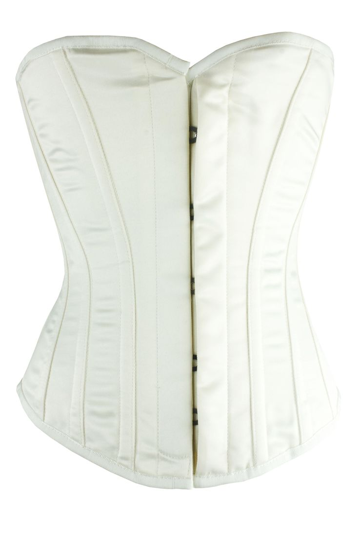 Luxury Eye Candy Corset by Vollers 16 Steel Bones - Made In England - Since 1899 - Wedding Corset