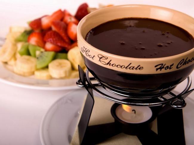 Мексиканский горячий шоколад в новогоднее утро