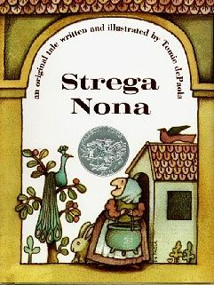 27 Vintage Books Every Child Should Read - No Time For Flash Cards  I LOVED Strega Nona when I was little!!!