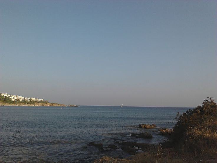 Pascha bay. Sounion
