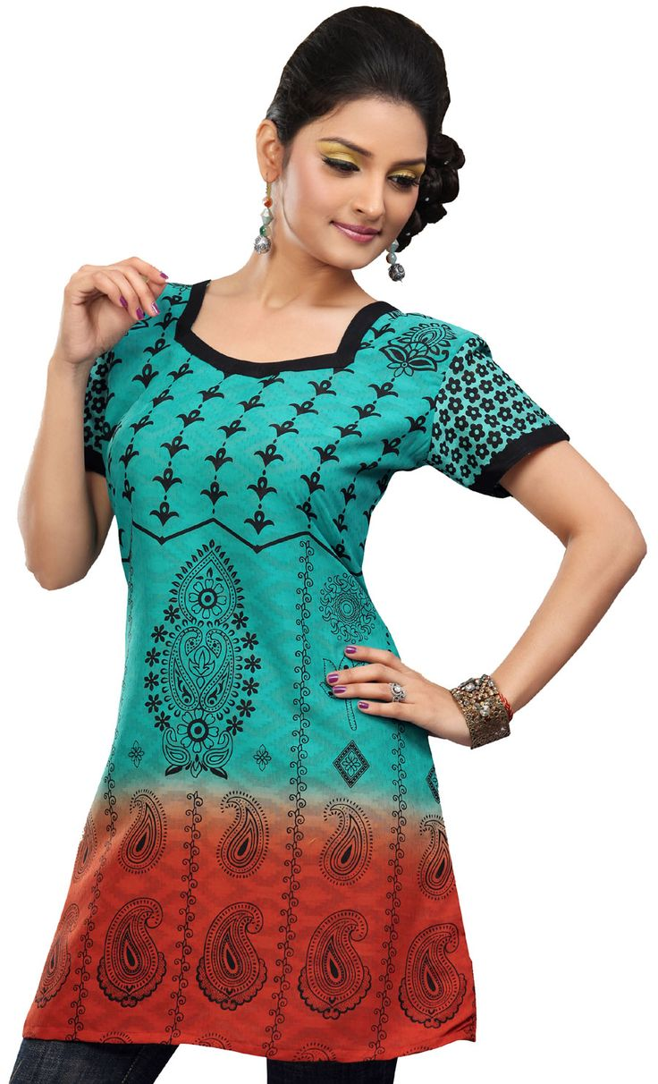 Tops for Girls - Buy Womens Tops Online in India at best price. Enjoy Online Shopping with our designer and trendy Tops for Ladies. We offer stylish, fancy, party wear, long, short and casual Girls Tops to pair up with jeans, skirt, palazzo, etc. Free shipping, Cash on Delivery!