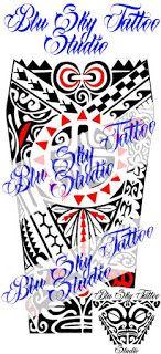 Blu Sky Tattoo Studio: Maori Significato 377