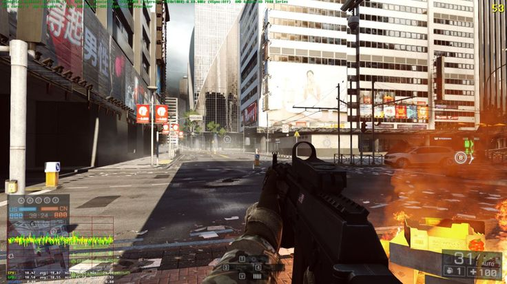 Battlefield 4 gets 58 percent performance boost using AMD's Mantle API | Games | Geek.com