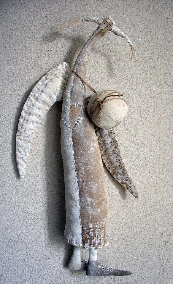 Angel by Elena Koltsova