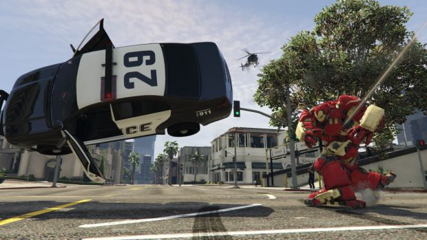 Mod do Homem de Ferro para GTA V ganha atualização e vira o melhor jogo de super herói dos últimos tempos