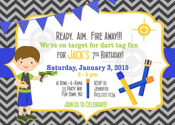 122 best images about Boy Birthday Party Invitations – Boy Party Invitations
